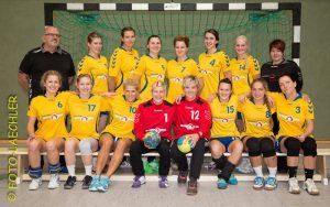 HSG 1.Frauen 2014 2015