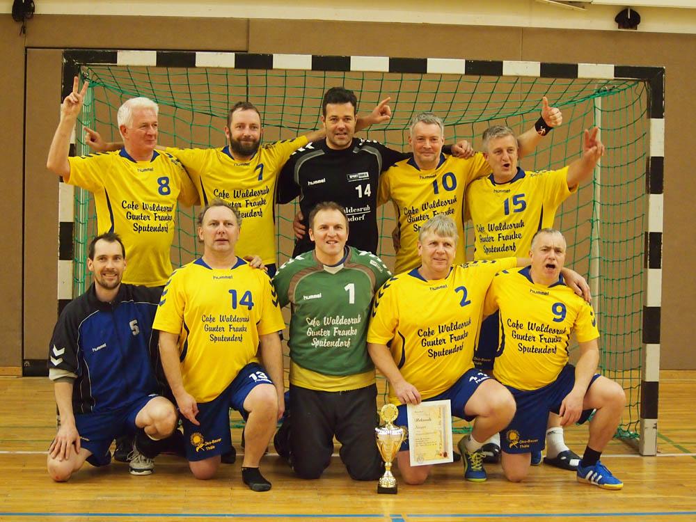 38. Neujahrsturnier des KFV Handball Teltow-Fläming 2020